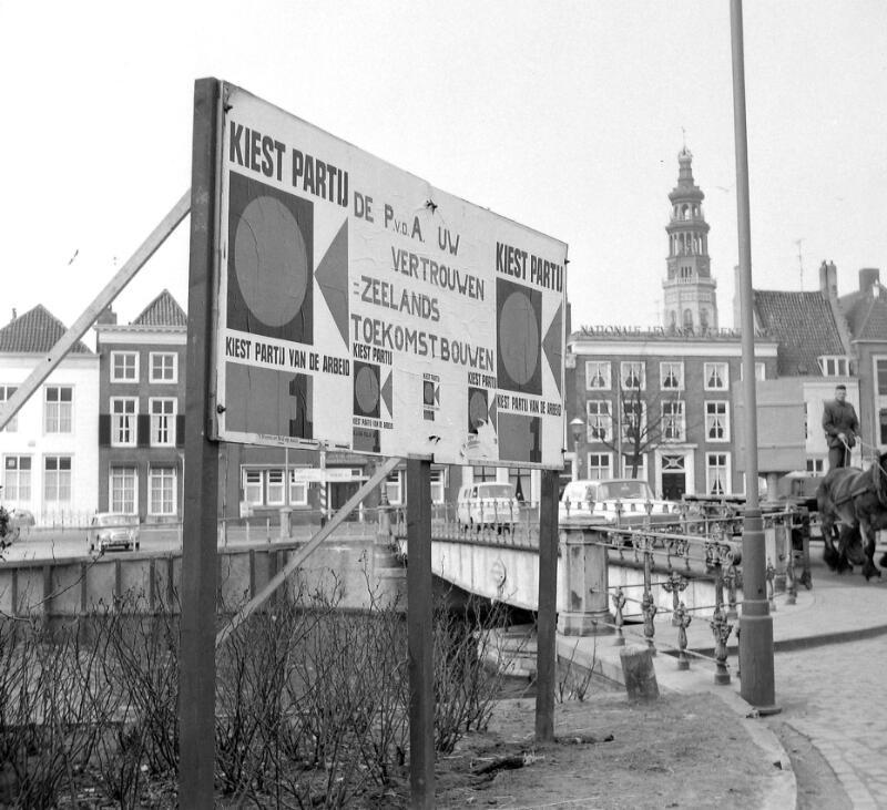 Verkiezingen Middelburg Lange Jan